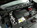 エンジンならぬモーターです