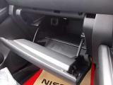 車検証いれに便利な収納BOXあります。