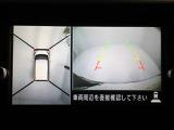 【バックカメラ】後退操作の参考になるガイドラインをナビ画面に表示します。車庫入れ、縦列駐車もコワくありません。