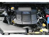 ☆スバル自慢の水平対向エンジン、優れた回転バランスで気持ちいいフィーリング、優れた燃費と環境性能。