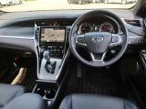 トヨタ ハリアー 2.0 ターボ プログレス メタル アンド レザーパッケージ 4WD