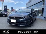 プジョー 308SW GTライン ブルーHDi ブラック パック ディーゼル