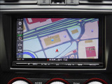 フロア6MT・本革ステアリング・本革+スウェードシート・スウェードトリム・MFD・ダイアトーンナビ・オートDCCD・SIドライブ・大型リアスポイラー・STI18インチAW・ブレンボキャリパー・EJ20T