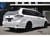 米国トヨタ シエナ 3.5 V6 SE