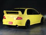 三菱 ランサーエボリューション 2.0 GSR VII 4WD