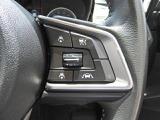 アイサイトと連動の「全車速 追従機能付き クルーズコントロールスイッチ」。長距離運転の心強い味方です!