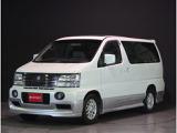 日産 エルグランド 3.3 V 4WD
