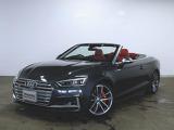アウディ S5カブリオレ 3.0 4WD