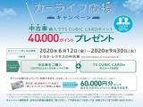 トヨタ当店の中古車(30万円以上のトヨタ車・レクサス車)購入で応援キャンペーン実施中!!!