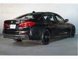 BMW 523i ブラックアウト