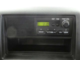 FM/AMラジオ装備です。