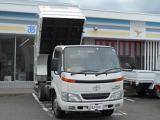 トヨタ ダイナ 4.9 強化ダンプ フルジャストロー ディーゼル 4WD