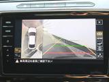 アラウンドビューカメラシステムを搭載。リアカメラのほかフロント、サイド、さらに上から見たような合成画像で、狭い駐車場もより安心です。