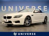 BMW M6カブリオレ 4.4
