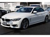 BMW 440iカブリオレ