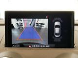 リヤビューカメラ。駐車時にドライバーの死角を補います。