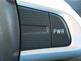 ステアリングのPWRボタンで、走行モードの切り替えが可能!ストレスのない加速ができるパワーモードと燃費重視のエコモードをお楽しみいただけます!★