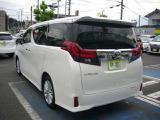 トヨタ アルファード 2.5 S Aパッケージ 4WD