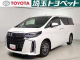 トヨタ アルファード 3.5 エグゼクティブ ラウンジ S ロイヤルラウンジ 4WD