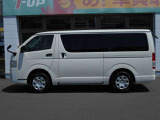 トヨタ ハイエースバン 2.8 DX ロング GLパッケージ ディーゼル 4WD
