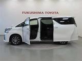 トヨタ ヴェルファイア ハイブリッド 2.5 ZR Gエディション 4WD