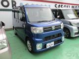 ダイハツ ウェイク L レジャーエディション SAIII 4WD