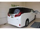 トヨタ アルファード ハイブリッド 2.5 SR サイドリフトアップシート装着車 4WD