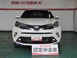 トヨタ C-HR ハイブリッド 1.8 G モード ネロ