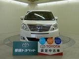 トヨタ アルファードハイブリッド 2.4 X 4WD