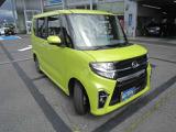 ダイハツ タントカスタム X セレクション 4WD