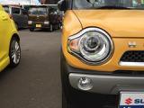 スズキ ハスラー G ターボ 4WD