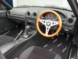 ロードスター 1.6 スペシャルパッケージ TEIN車高調 STEALTH15AW ETC HID ガラス幌