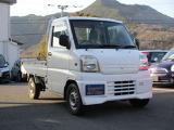 ミニキャブトラック  Vタイプ 4WD 5MT エアコン