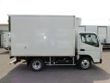 キャンター  -30度設定 冷蔵冷凍車 左サイドスライド扉