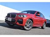 BMW X4 xドライブ30i Mスポーツ 4WD