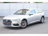 A6アバント 45 TFSI クワトロ 4WD