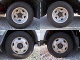 タイヤサイズ前後205/85R16 117/115NLT