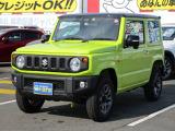 ジムニー XC 4WD LEDヘッドライトスマートキーアルミ