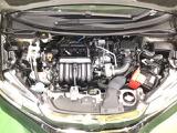 効率を追求したエンジンで、優れた燃費性能を実現。