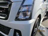 スズキ ワゴンRスティングレー ハイブリッド T 4WD
