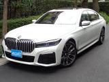 BMW 750i xドライブ Mスポーツ 4WD