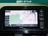 アルパイン製ナビゲ-ション装着車です。地上デジタル放送・CD・DVD再生など多機能に再生できるナビゲ-ションです。