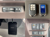 ドライブの心強い味方、ドライブレコーダーも付いています!