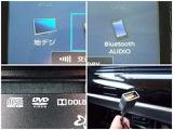 コネクターによるUSB接続&Bluetooth接続もできます!