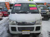 スズキ エブリイワゴン ジョイポップターボ 4WD