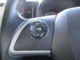運転をしながらでもオーディの音量調節・チャンネル変更・ソース切り替えが可能です。