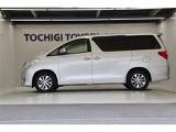 トヨタ アルファードハイブリッド 2.4 G プレミアムシートパッケージ 4WD