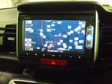 メモリーナビ・地デジTV装備しております。CD再生、SDカード再生など多機能で使いやすく人気のオプションです♪