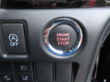 ワンタッチでエンジン始動ができるプッシュ式エンジンスタータ