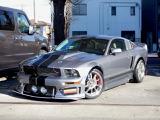 フォード マスタング V8 GT クーペ グラスルーフ ザ・ブラック